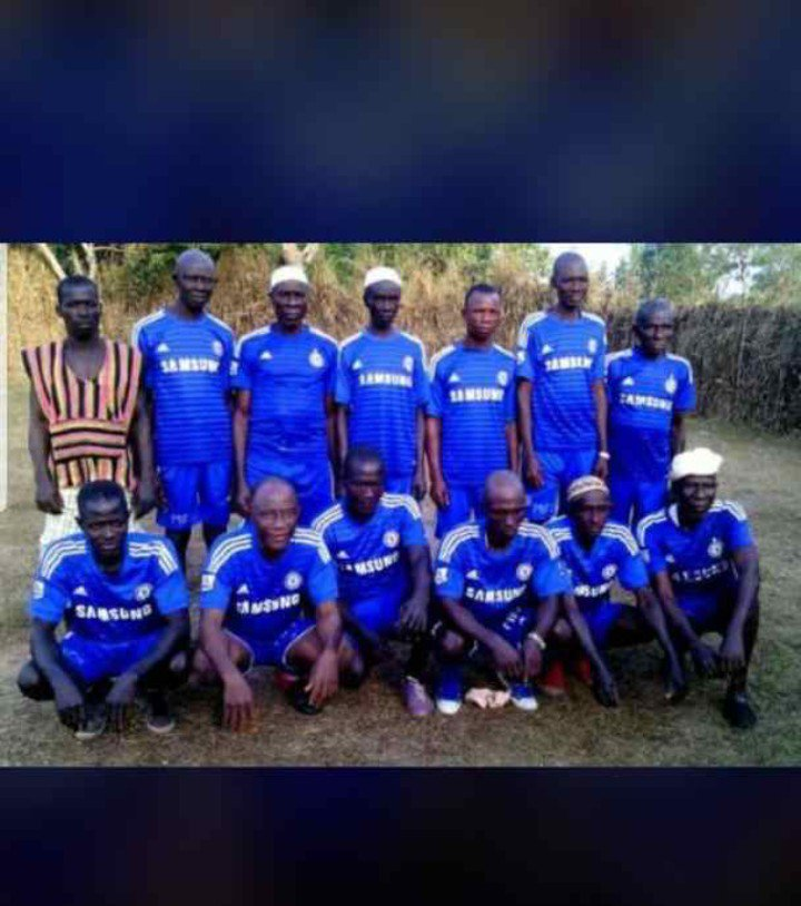 The Chelsea Team that played today 😂😂😂😂 @Elcrucifixio @FeralJack_