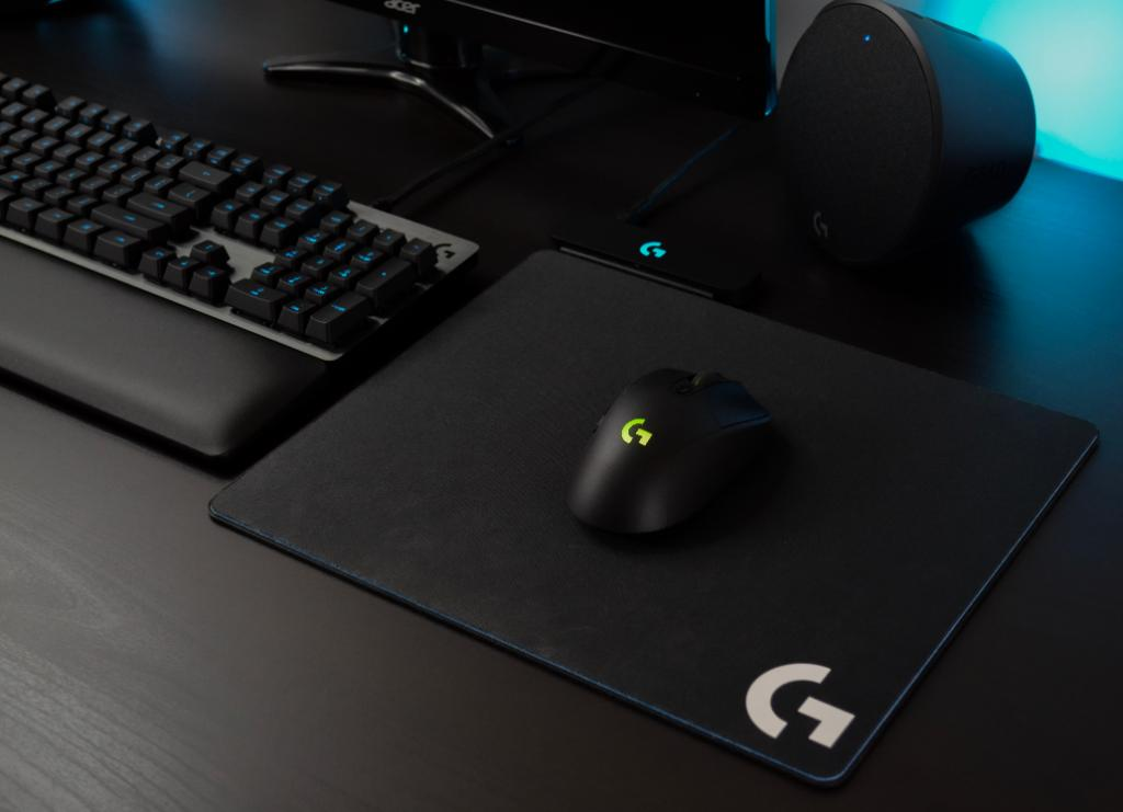 POWERPLAY, G703 LIGHTSPEED, and G513 are a winning combo for you to #PlayAdvanced. 📷: @Tygastripe