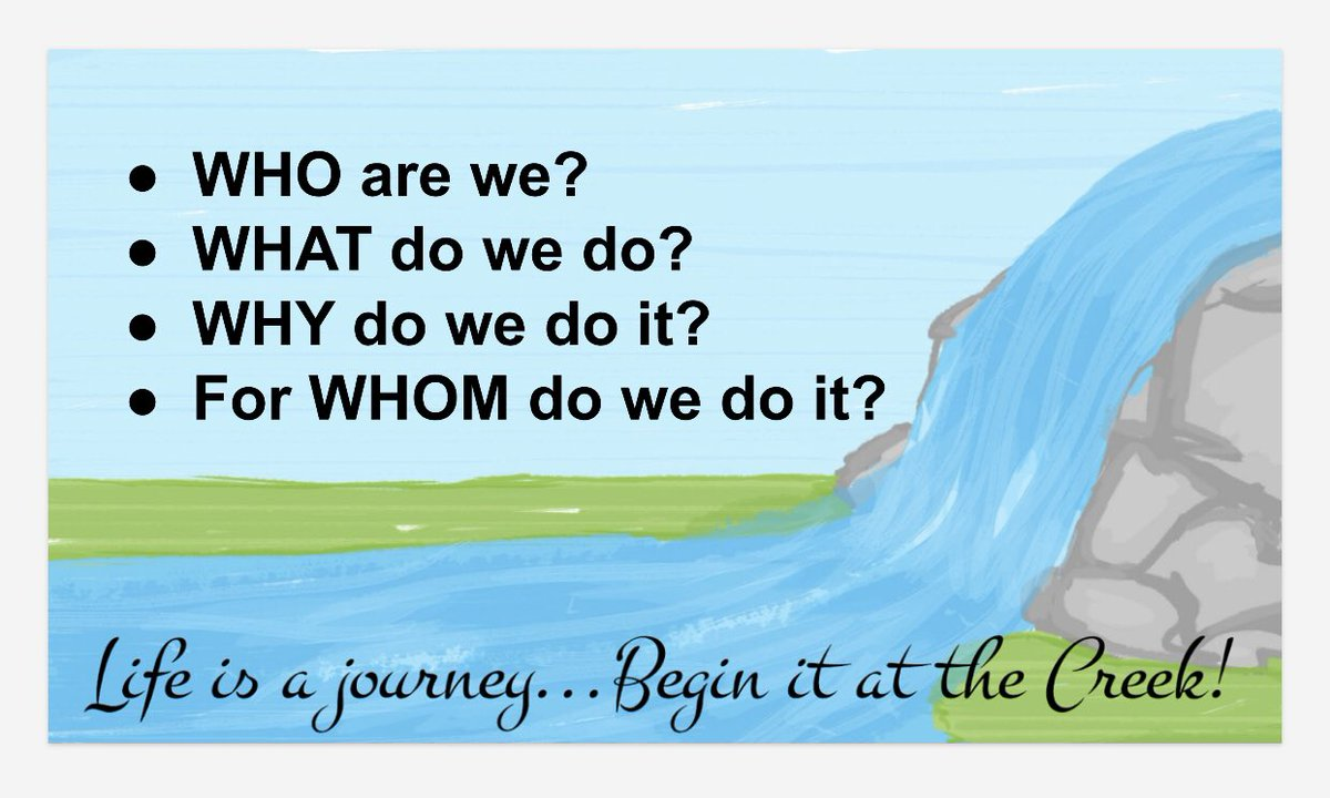 A3: These four BIG questions help me prioritize! #BuildHOPEedu