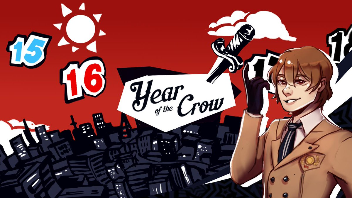 Now introducing Year of the Crow, an Akechi Goro Calendar Project for 2020! Please stay tuned for further details! #Persona5 #GoroAkechi<br>http://pic.twitter.com/zJtHRIYrmm