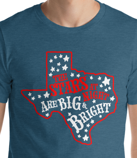 'Deep in the Heart of Texas' Such a cool shirt. ampeduplearning.com/the-stars-at-n…