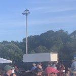Image for the Tweet beginning: Osprey stickin around for @gracepotter