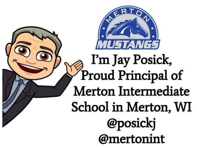 Jay joining #IAedchat from Merton, WI.