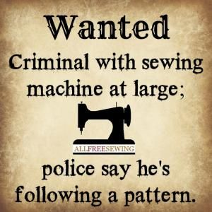 """Lenkas Alterations on Twitter: """"We love a bit of humour here at Lenka's  Alterations, we even make sewing jokes! This one made us smile, hope it  does you too! Happy Monday, hope"""