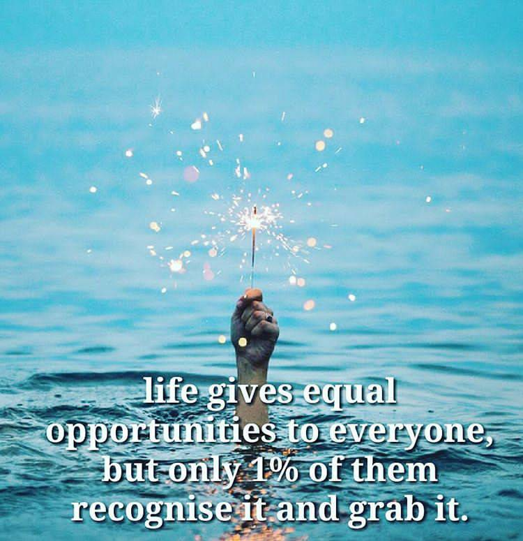 """""""We will never be able to recognize opportunities if we first don't recognize all that we have and all that we've been given.""""  Good Morning!  #quotes #marketing #advertising #morningquotes #seo #motivation<br>http://pic.twitter.com/gojjg0lSSa"""