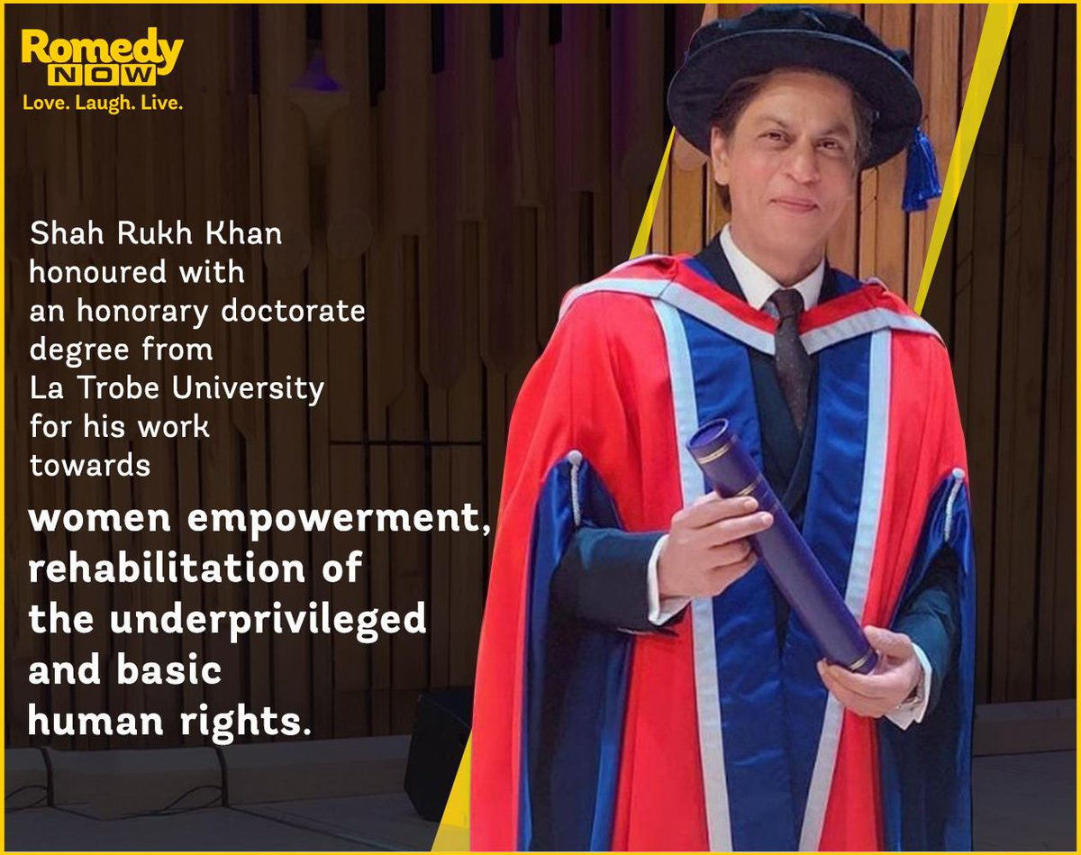WIshing Dr  SRK a hearty congratulations! Pour in your