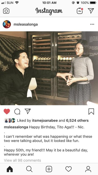 I ship their friendship real hard!!! Happy Birthday to the ridiculously good-looking Aga Muhlach!