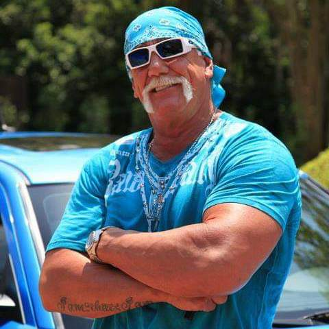 Happy 66th birthday to wrestler Hulk Hogan!