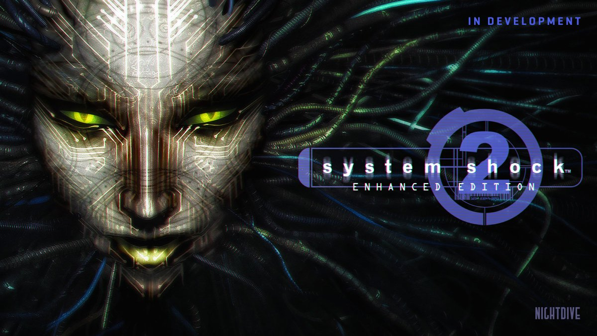 System Shock 2 Enhanced Edition Announced And In Development - GameSpot
