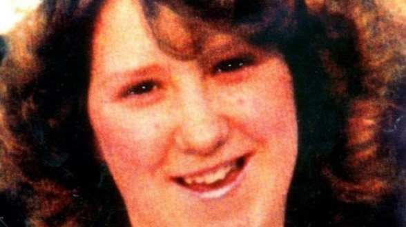 Suzanne Capper was burned alive.