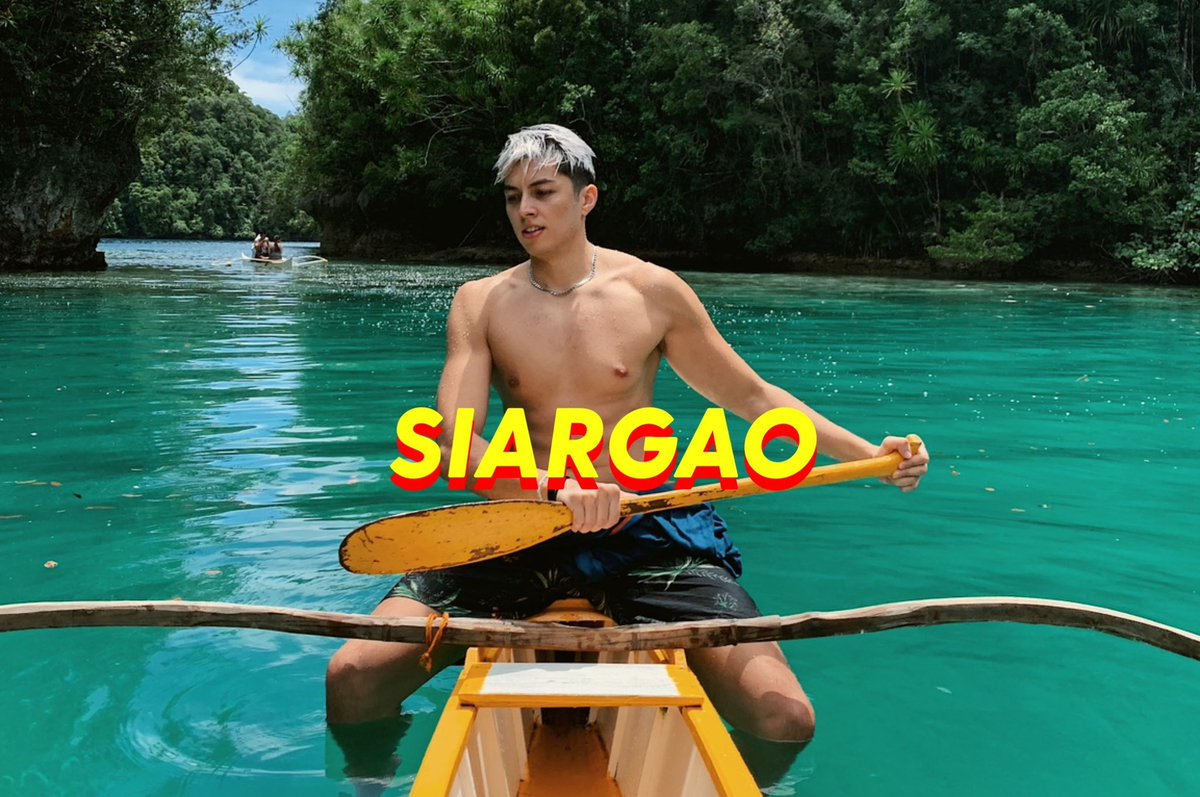 WATCH: exploring siargao island - LA ALL DAY youtu.be/PFHJVXNQkeg #laallday #nowup