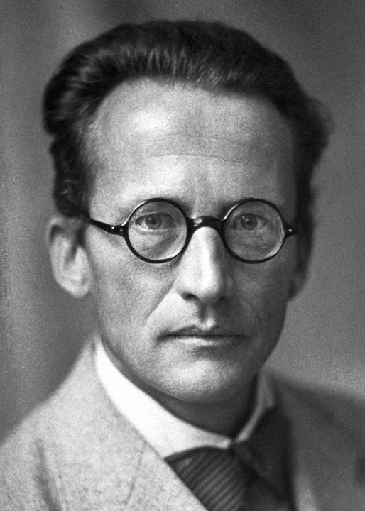 """Erwin Schrödinger was born on this day in 1887 in Vienna, Austria. He was awarded the Nobel Prize in Physics 1933 """"for the discovery of new productive forms of atomic theory."""""""