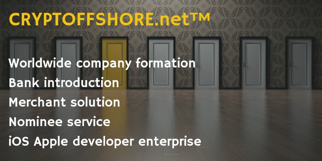 cryptoffshore net on Twitter: