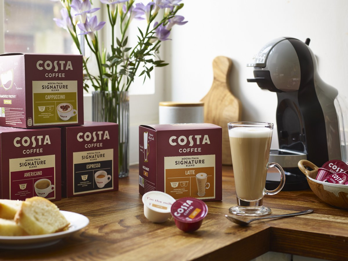 Costa Coffee On Twitter Want To Be Prepared Tomorrow