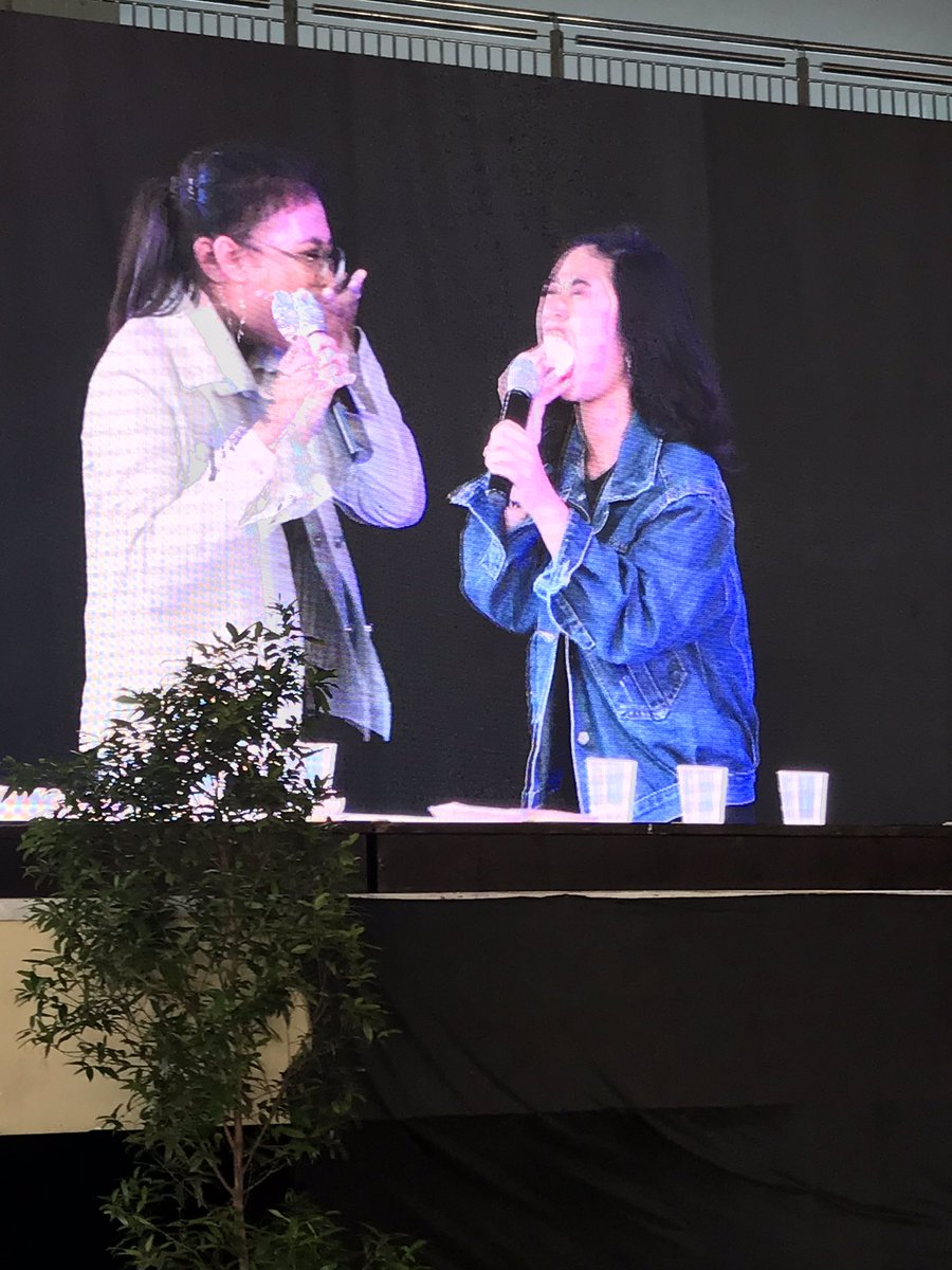 Watch and support our singers as they belt it out at the Karaoke Challenge here at the 4/F Martin Hall