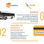 Image for the Tweet beginning: El transporte escolar de #Alcobendas
