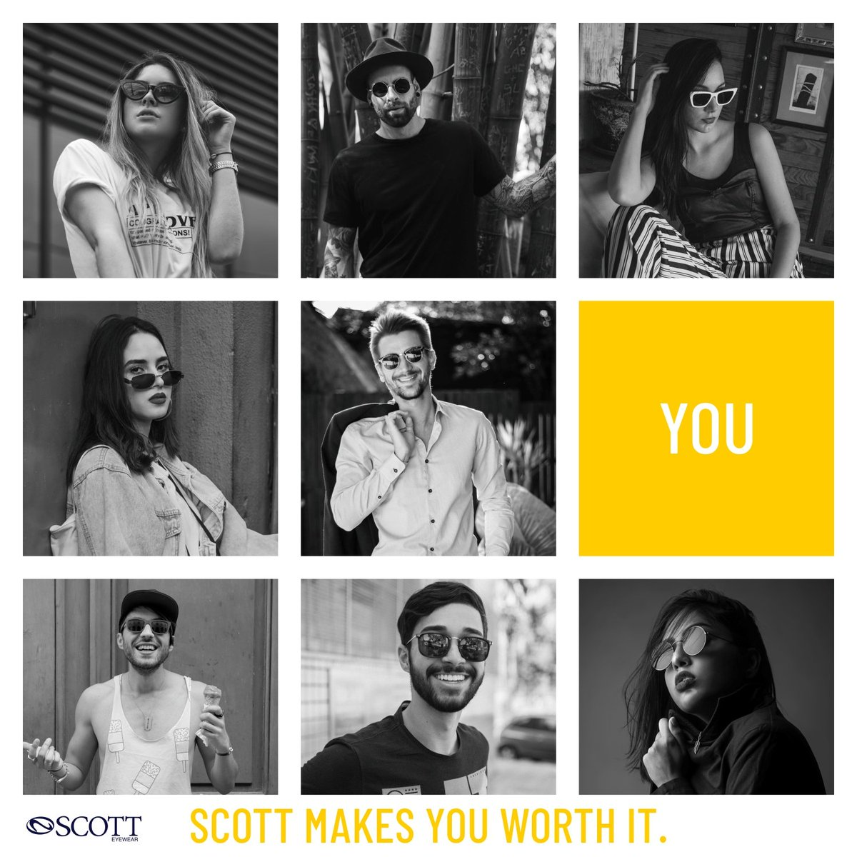 No matter what's your story.  No matter who you are. Some moments in life which define us.  It's about being YOU. Make it count with your favourite Scott sunnies! #ScottSunnies #ISeeYou #Spotted #Fun #ScottFamily #SpotTheScott #BondOverScott #AnilKapoor #SonamKapoor #scotteyewear