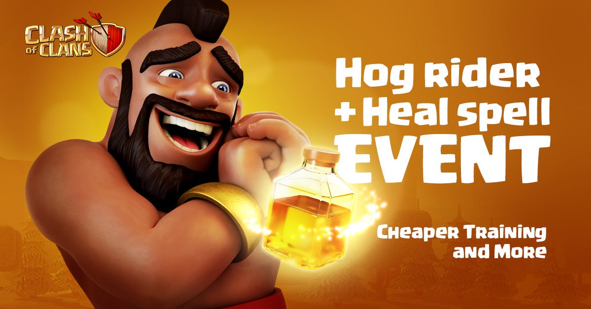 Clash of Clans (@ClashofClans) | Twitter