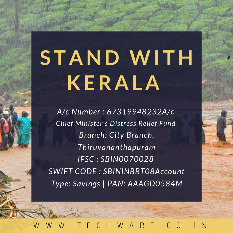 You can make donations online to Chief Minister's Distress Relief Fund through the site,  #DoforKerala #KeralaFloods2019 #StandWithKerala #KeralaFloodRelief2019 #keralarains #supportkerala