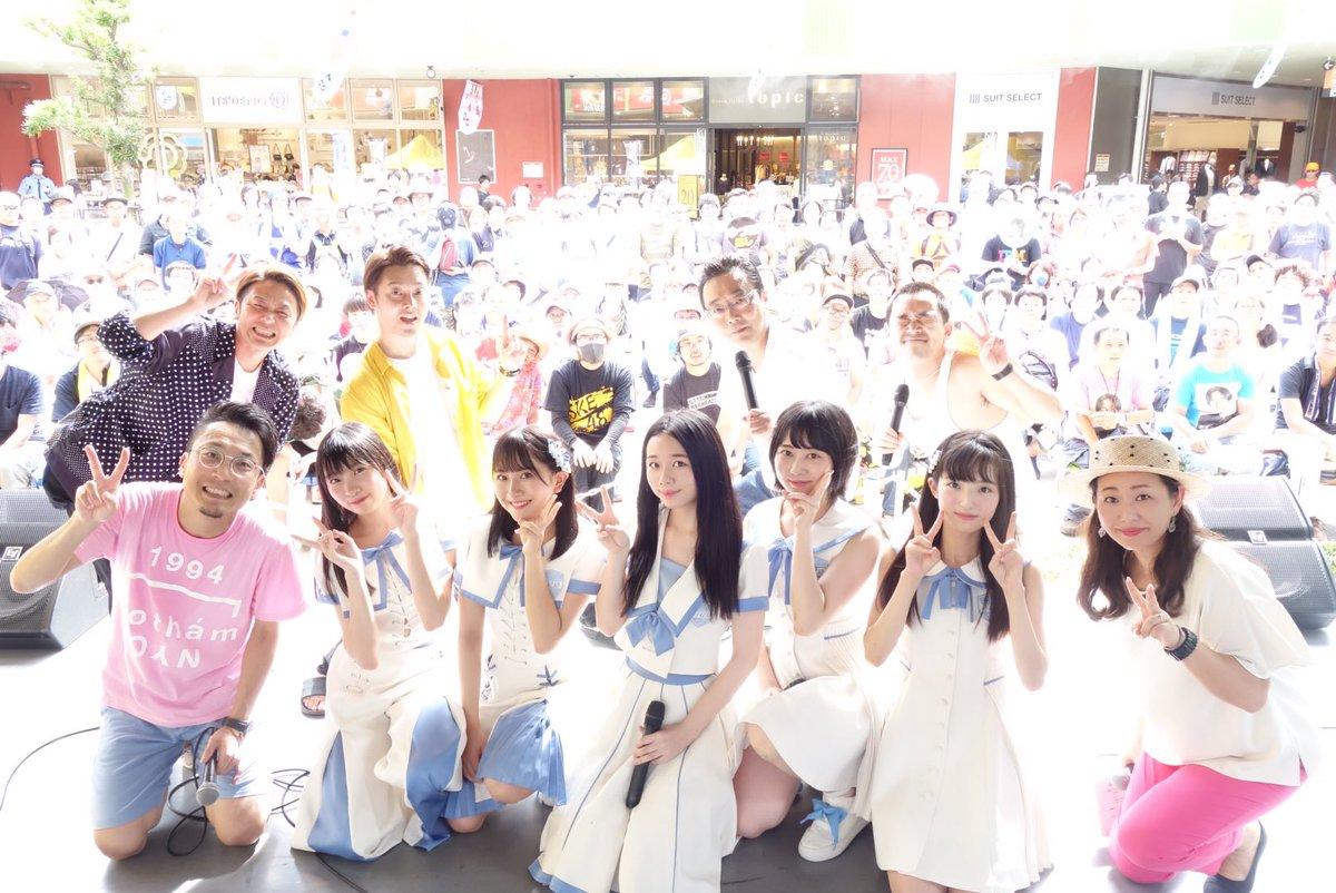 「この美少女たちは本当にSKEなの!?」若手選抜5人のステージに名古屋市民騒然