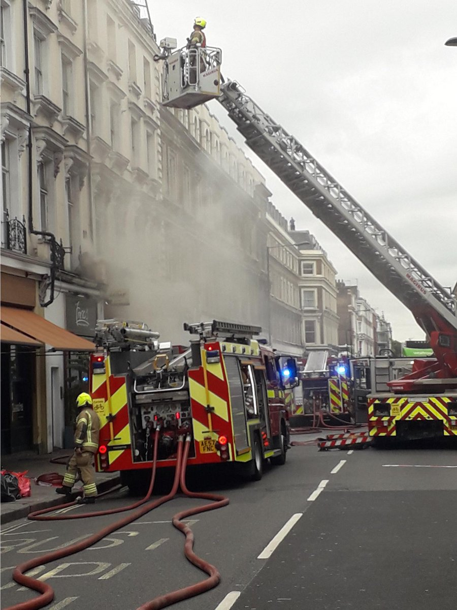 "Notting Hill Ladbroke Grove london fire brigade on twitter: ""we now have 15 fire engines"