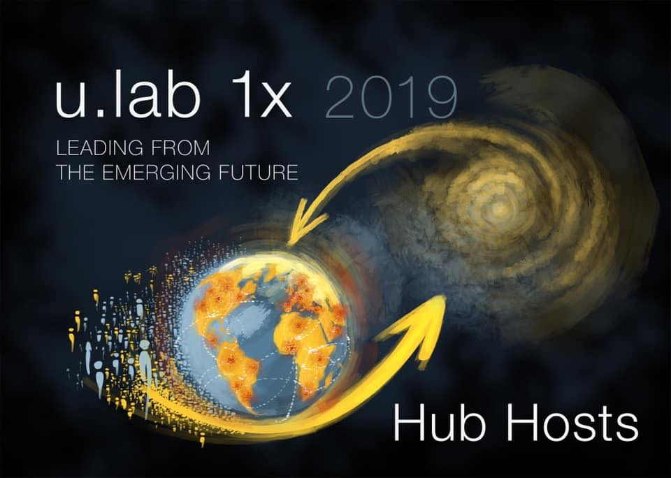 Invitation for the first hub Host Call of the new u.lab journey! Let's kick off together and prepare on coming Wed Aug 14 for what lies ahead with both new & seasoned Hub Hosts! Calls are weekly: zoom.us/j/896743489, 7 - 8 PM CEST, check: tinyurl.com/y6zoxcsy