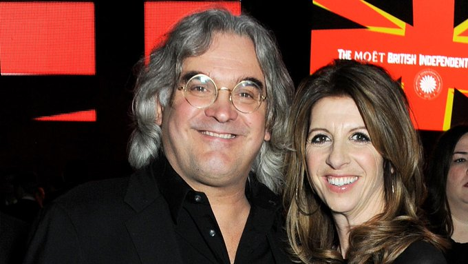 Double BIFA winner All round legend A big happy birthday to Paul Greengrass!