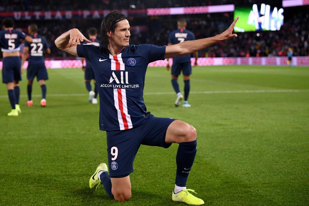 La Ligue 1, Edinson Cavani