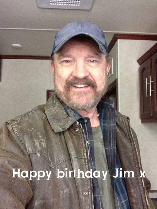 Happy birthday Jim Beaver hope you have a lovely day