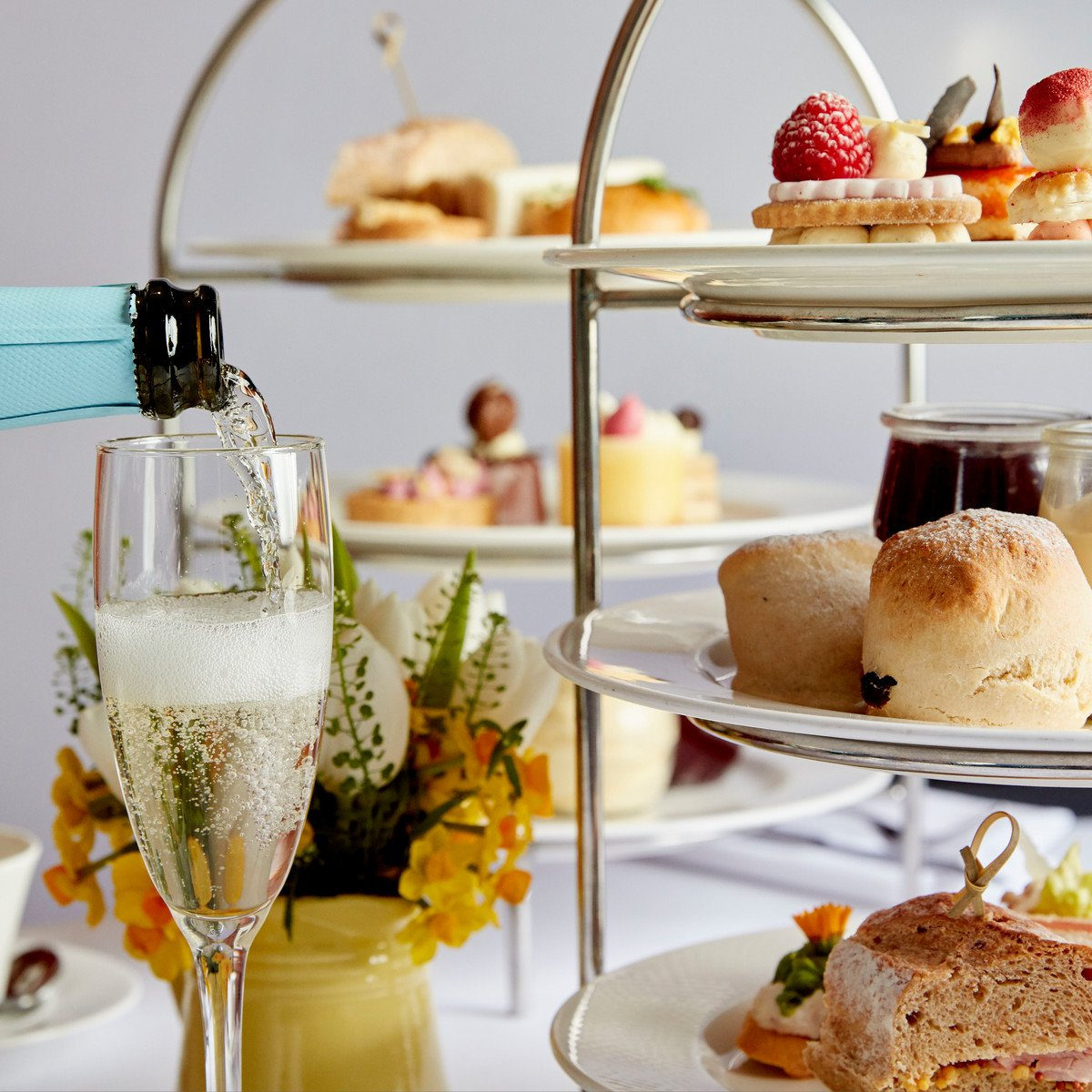 It's here! Afternoon Tea Week has finally arrived and runs 12th - 18th August ☕🍰💕 To celebrate we are offering 20% off all of our Afternoon Tea Gift Experiences for this week only! Enter TEA20 at the checkout to get 20% off! https://celtic-manor.enjovia.com/afternoon-tea