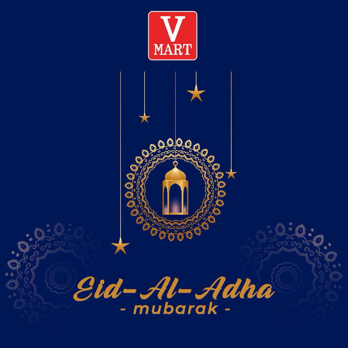 V Mart wishes you and your loved ones a blessed Eid Al Adha EidAlAdhaMubarak EidAlAdha https t.co M3JZqLKwqH