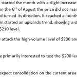 Image for the Tweet beginning: Ethereum Price Analysis - 12/08/2019