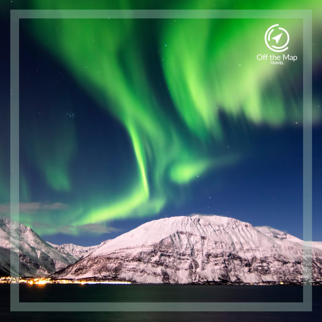 Motivation Monday: The journey of a thousand miles begins with a single step. Step 1: Contact an Off the Map Travel Adventure Artist to plan the luxury holiday of a lifetime #northernlights #luxurytravel #adventure #wanderlust #motivationmonday #instavacation #instagood #otmt