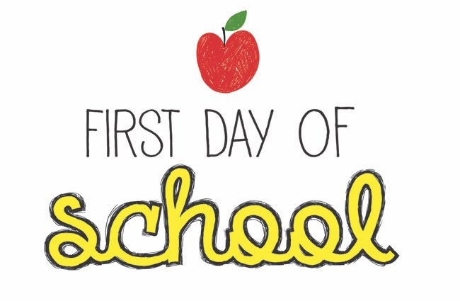 2019-2020... HERE WE GO! Have a safe and wonderful first day of school! 👏🏻❤️👏🏻