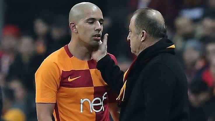 Bugün ameliyat olan Hocamız İmparator Fatih Terim ve ufak bir operasyon geçiren futbolcumuz Sofiane Feghouli'ye geçmiş olsun dileklerimizi iletiyor, acil şifalar diliyoruz. #ultrAslan