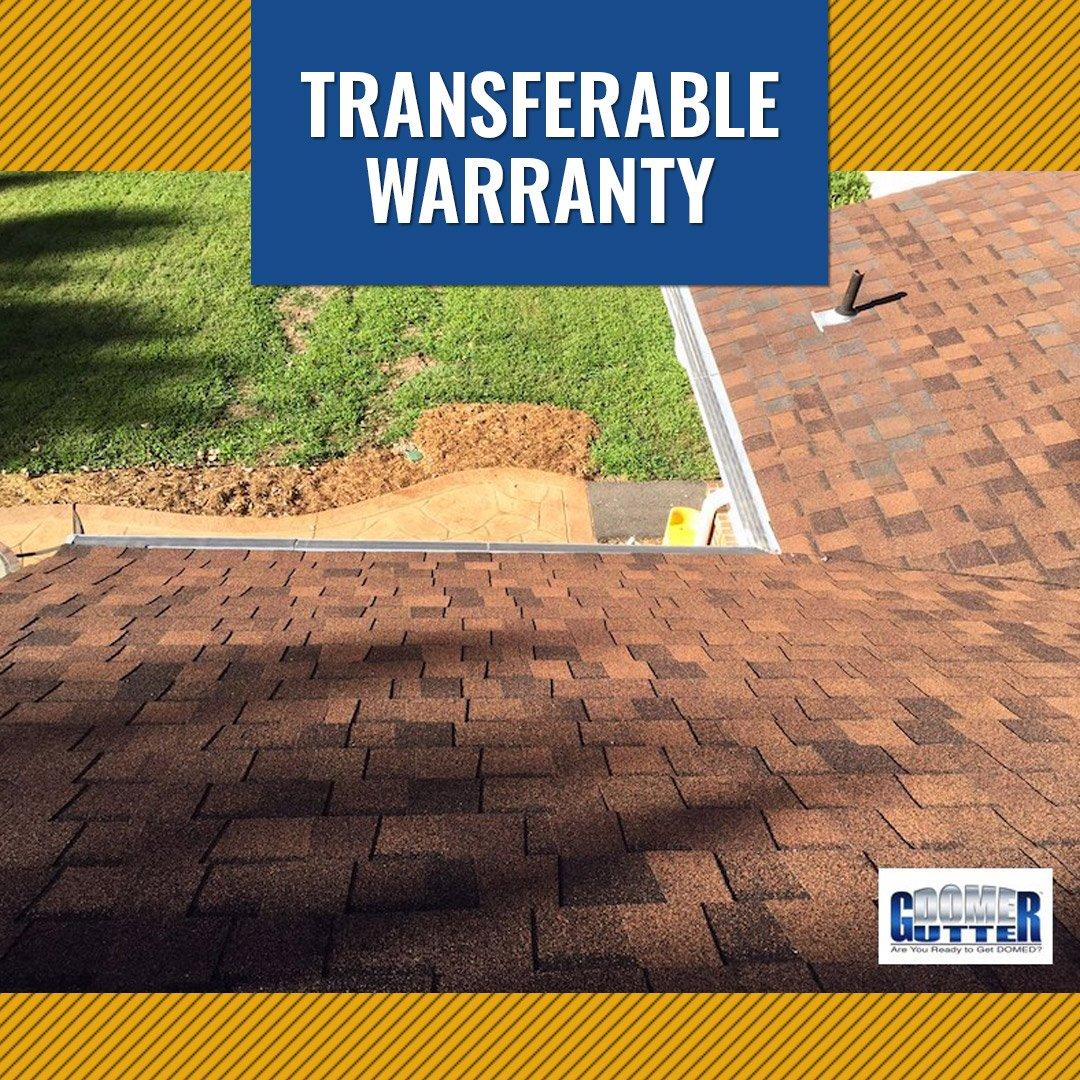 We have an ironclad warranty! Our warranty is 30 years on all six of our award-winning gutter guards. No matter which gutter guard you have your warranty is transferable! gutterlogic.com/gutter-guard-i…