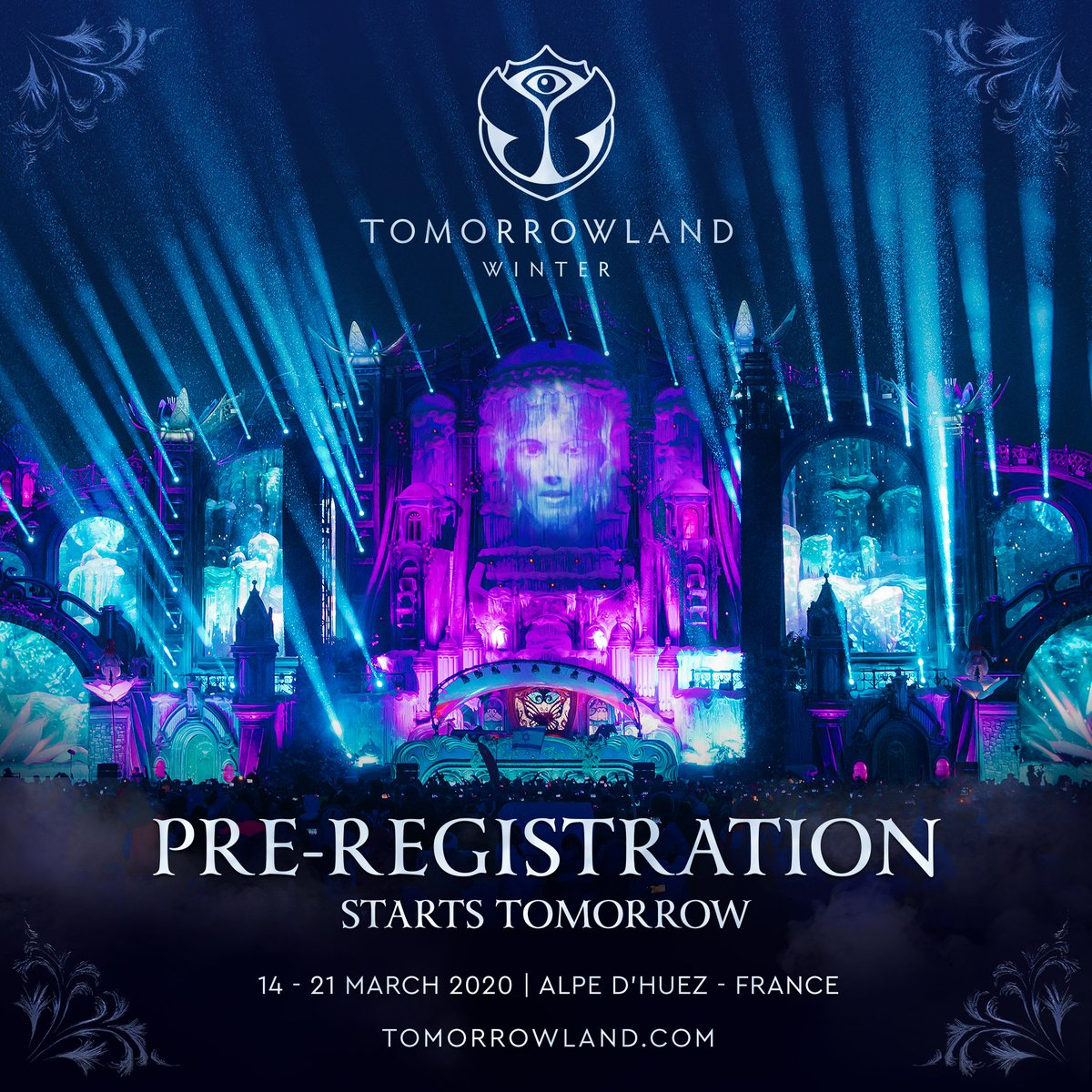 Tomorrowland Winter on Twitter: