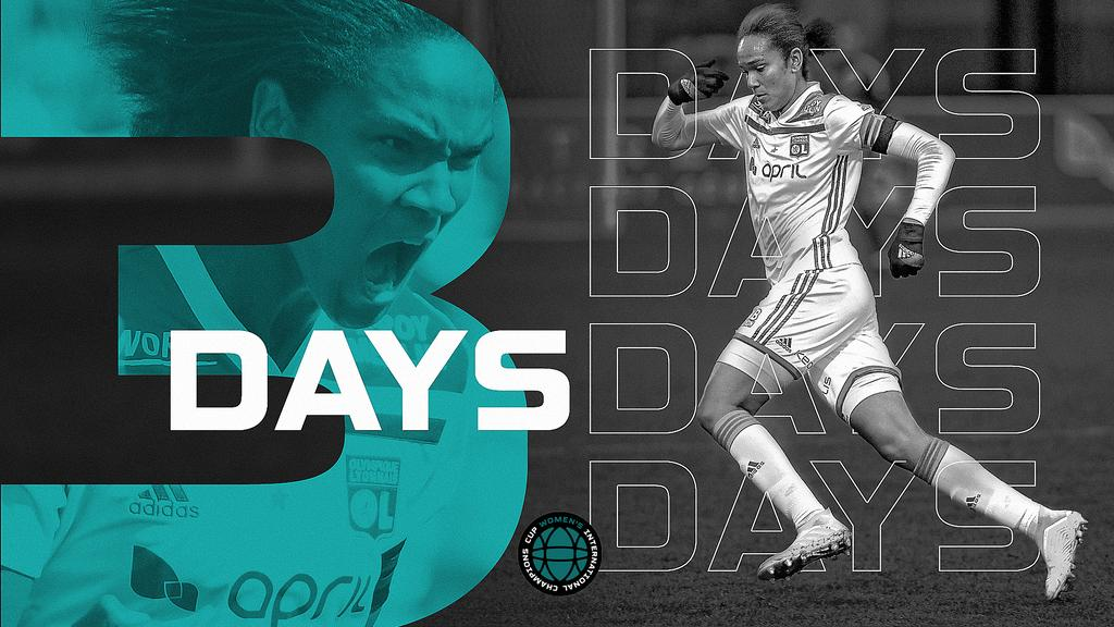 All the way from France and off the back of their 13th consecutive Division 1 Féminine title, @OLfeminin and @WRenard are stateside for the #WICC19! Three days left to grab your tickets to the first round of games this Thursday.
