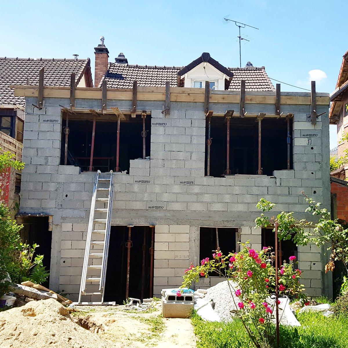 Devis Extension Maison à Dreux ▷ Agrandissement Bois, Acier, Parpaing