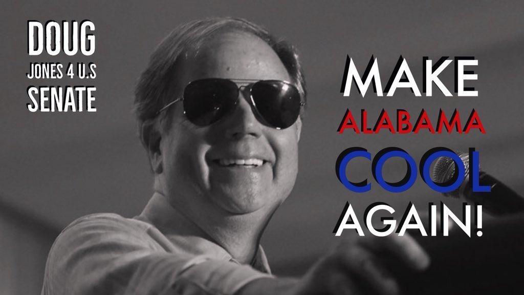 Thanks Ron!  Follow @DougJonesHQ Support  http:// dougjones.com     #ALSEN #ALDems #alpolitics<br>http://pic.twitter.com/9Kdv9uzb00