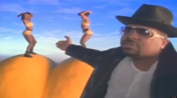 Happy Birthday, Sir Mix-a-Lot
