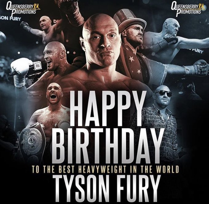 On This Day In 1988, The Most Skilful Heavyweight Of This Generation Was Born. Happy Birthday
