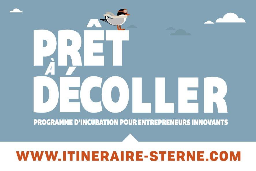 Lance ta #startup en 3 mois avec @ItinerR_Sterne ! Dossier de candidature en ligne : remplissez-le avant le 21/08, promo…