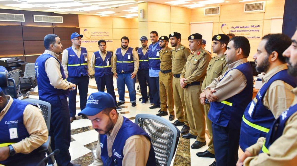 عام الأمانة العامة للهيئة العليا للأمن الصناعي تنفذ افتراضية بمحطات تحلية المياه بالشعيبة للصحف فقط وكالة الأنباء السعودية