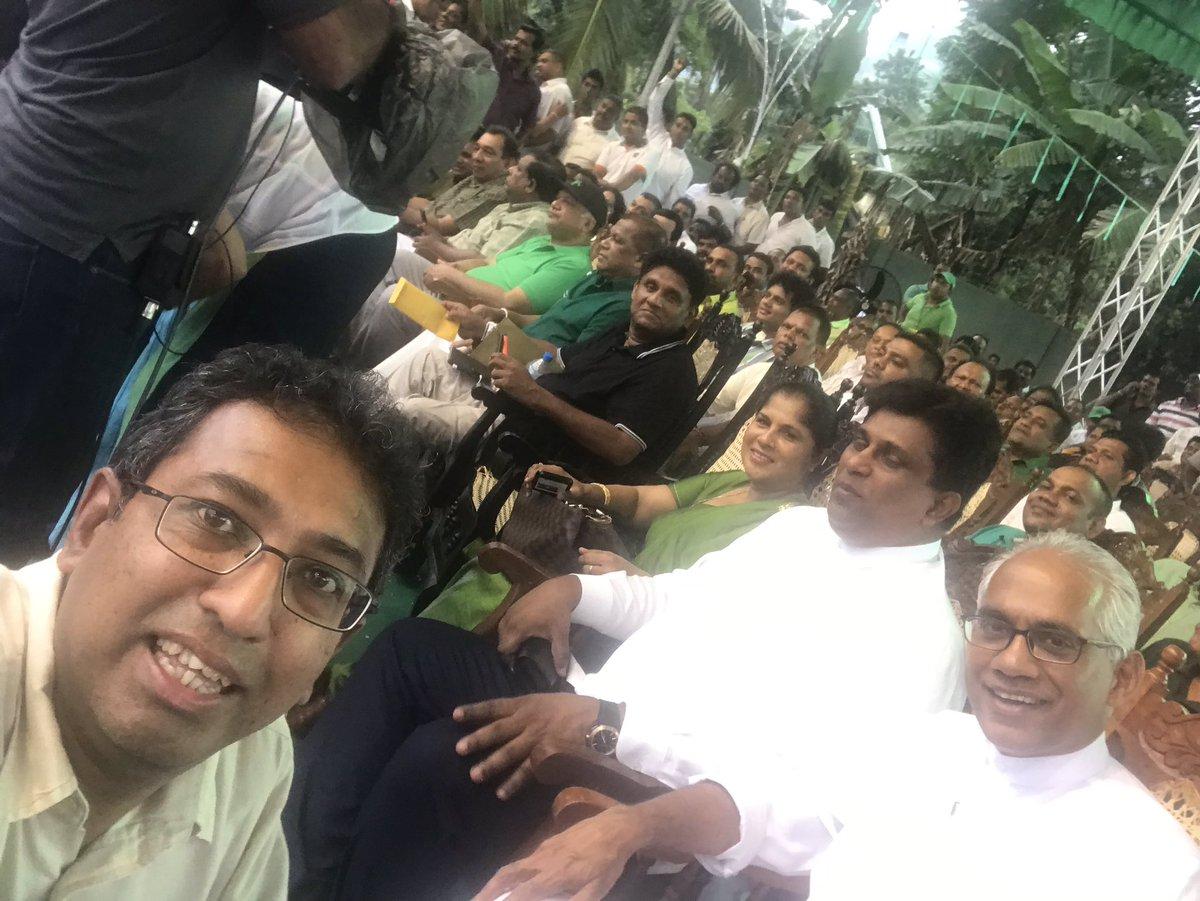 @HarshadeSilvaMP's photo on Wills