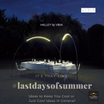 Image for the Tweet beginning: #LASTDAYSOFSUMMER - The Halley by