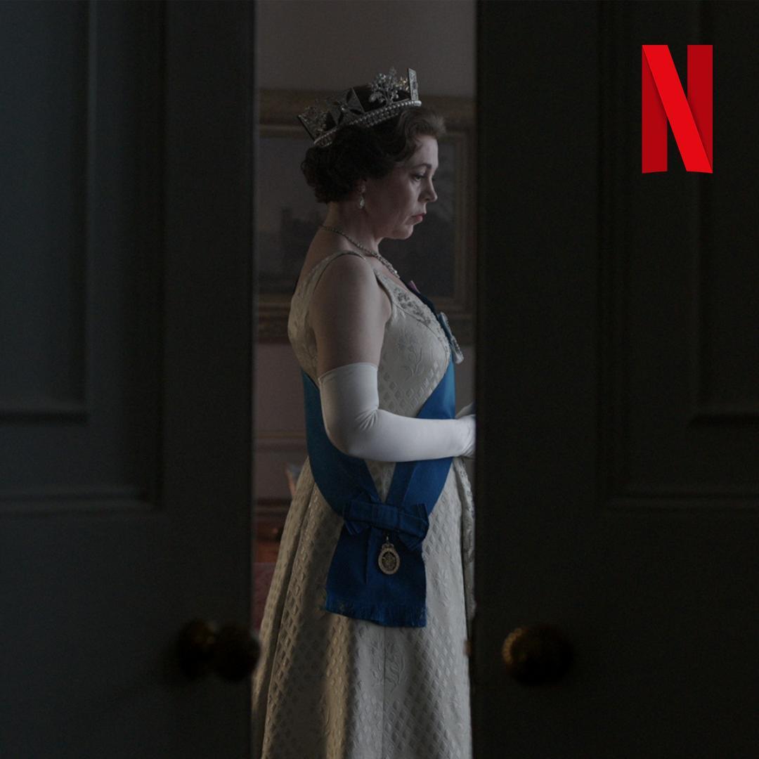 RT @TheCrownNetflix: Season Three of The Crown, starring Olivia Colman as Queen Elizabeth II, arrives 17th November. https://t.co/eKPcUOq5Sp