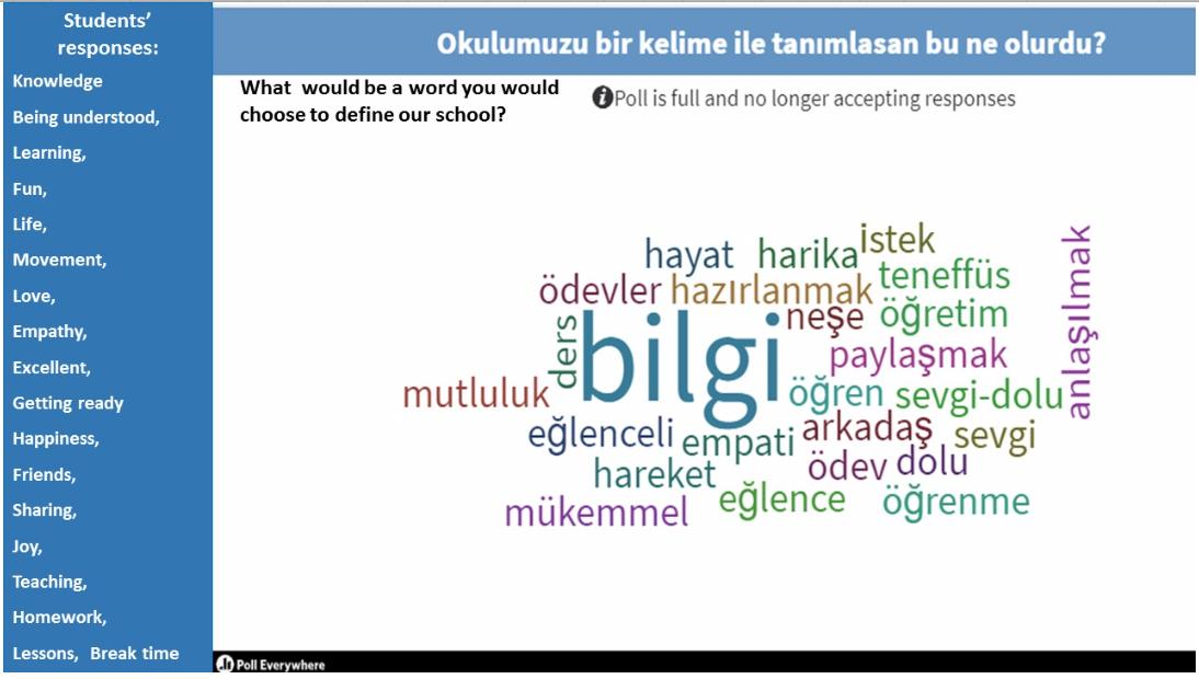 #PYPVoices #SharingPYP #istekpypHow far does voice, choice and ownership go? One school in Turkey explains how they capture and incorporate student feedback into their curriculum evaluation process: http://bit.ly/33xW53F@CeniAlpanda