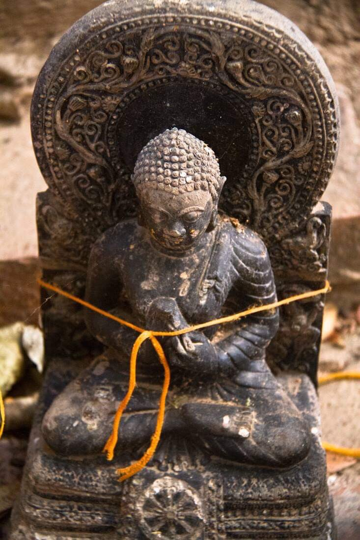 Peace comes from within. Do not seek it from without. — Buddhist proverb