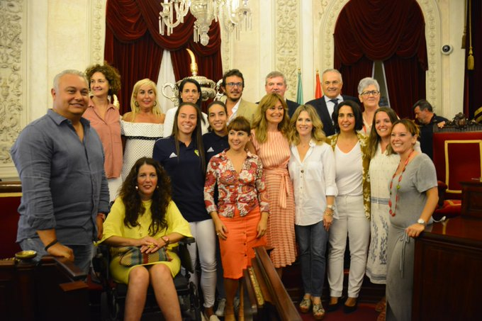 Acto de presentación del Trofeo Carranza (Foto:CCF).
